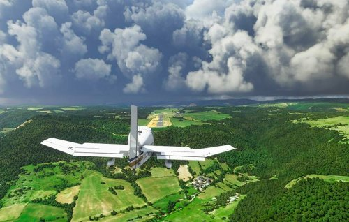 Need a New Pandemic Hobby? Try Microsoft Flight Simulator in Virtual Reality
