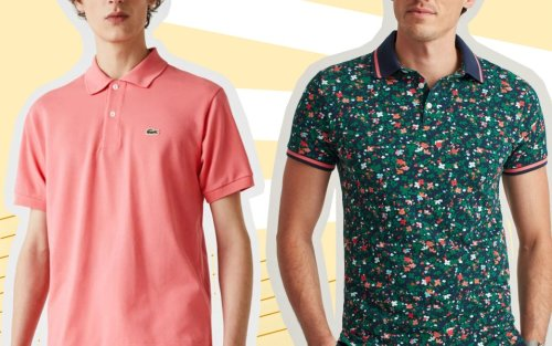 The Polo Shirt Is the Perfect Almost-Formal Look for Men Breaking Quarantine