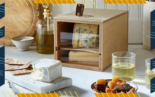 Introducing the Cheese Grotto: The Adorable Kitchen Device You Definitely (Don't) Need
