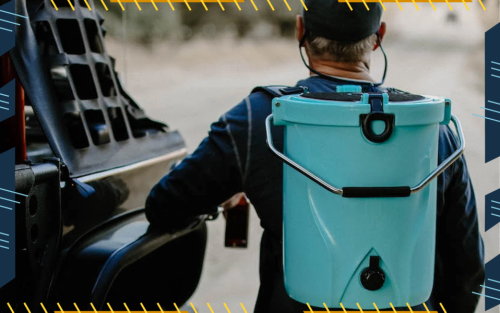 Thirsty? This Cooler-Meets-Keg Backpack Will Be Your New Obsession
