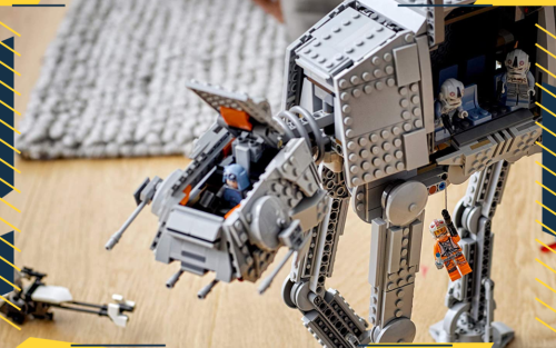 The Force Is Strong with These 12 Star Wars LEGO Sets