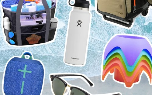 Beach Accessories You'll Want To Bring On Every Trip To The Sand