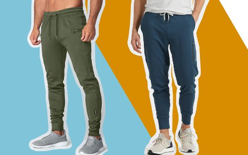 The Best Men's Joggers to Sport All Summer Long