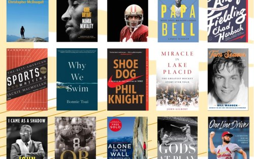 The 25 Best Sports Books of All Time