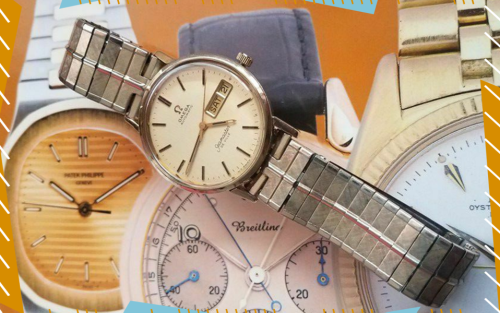 The 10 Best Vintage Watches That Are All Under $1k