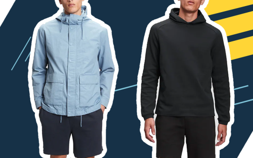 Gap's 'Back At It' Sale Is Underway: Use These Promo Codes To Get Up to 75% Off T-Shirts, Shorts, Joggers and More
