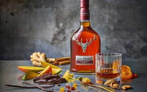 Whiskey of the Week: The Dalmore's New Single Malt Doubles the Sherry Cask Influence