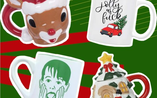 Christmas in July: Here Are the Best Christmas Mugs to Get You Ready for the Holidays