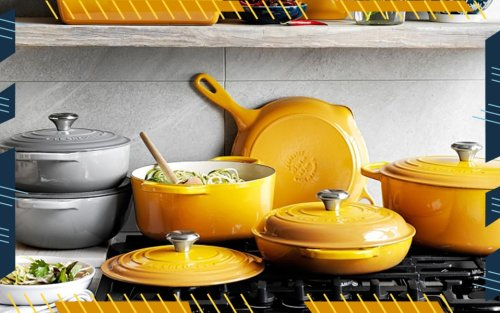 This Week's Best Cookware Deals: Save 55% on Cuisinart Sets, Up To $80 Off Le Creuset