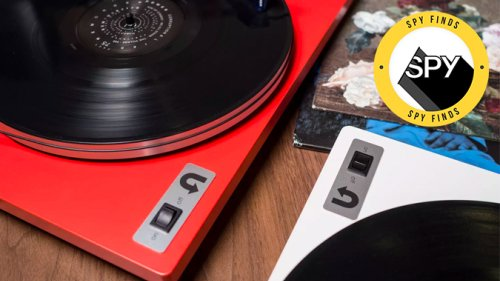 uTurn Custom Turntables Let You Jump on the Vinyl Bandwagon Without Destroying Your Budget