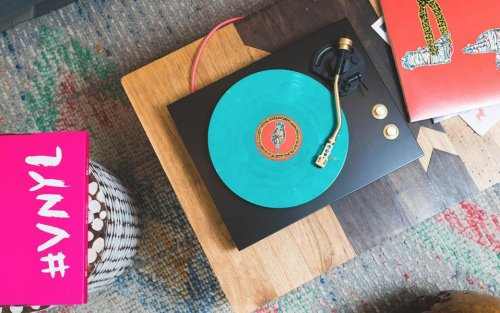 VNYL Sent Me 3 Random Records Based on My Music Taste — I Have Some Thoughts