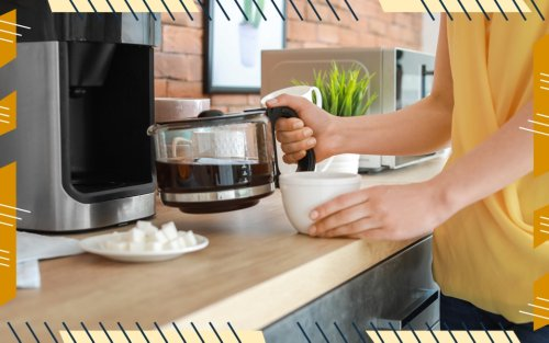 How to Descale Your Coffee Pot, Because It Could Probably Use a Cleanse