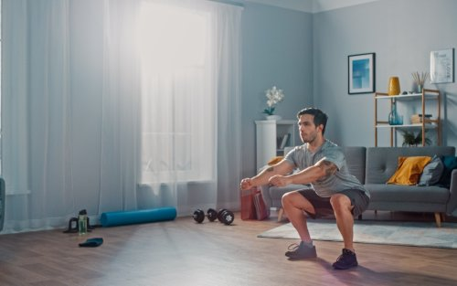10 Beginner Friendly Exercises To Do At Home Right Now