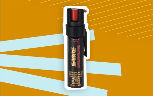 This Pocket Pepper Spray Has 5,000 5-Star Reviews and Counting