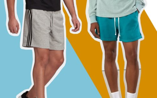 The 10 Best Men's Sweatshorts for Play Time & Lay Time All Summer Long