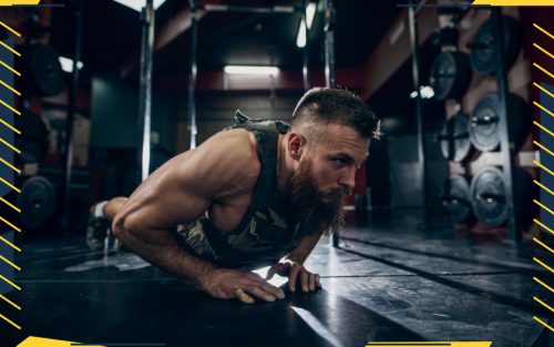 8 Bodyweight Exercises You Can Knock Out Pretty Much Anywhere