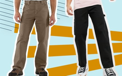 Men's Carpenter Pants Are the Perfect Pants for Work & Play in 2021