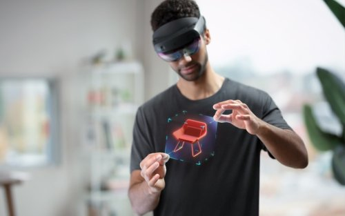 Step Into the Next Dimension of Reality With An Incredible AR Headset