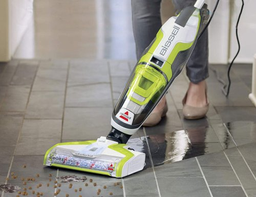 Electric Mops Actively Clean Floors, Producing Outstanding Results While Saving You Time and Energy