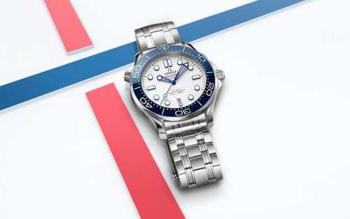 Omega Debuts Limited-Edition Tokyo 2020 Watches for the Olympics