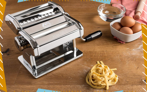 Mangia! These 11 Pasta Makers & Tools Will Help You Master Italian Cuisine