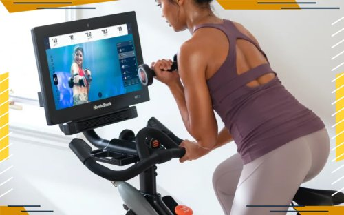 The Best Exercise Bikes for Spinning At Home, From Peloton to NordicTrack and More