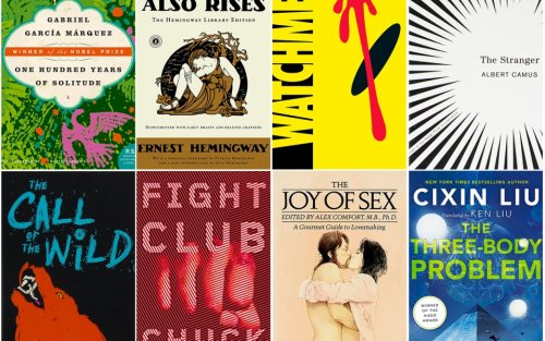 These are the books we swear by. How many have you read? - cover