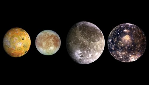 Why Jupiter's four largest moons are among the most interesting worlds of our solar system