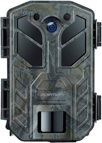 Cheap Trail Camera for Wildlife Photography