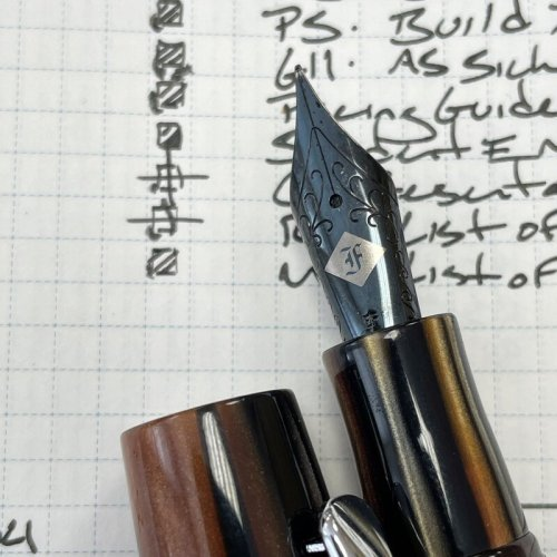 My ink bottles stay at home — mnmlscholar