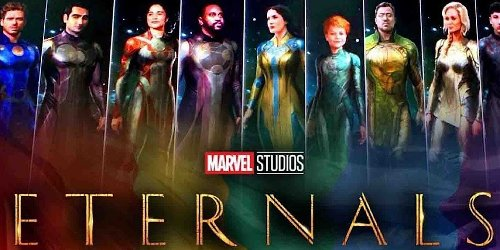 Marvel's Eternals Movie Cast & Character Guide