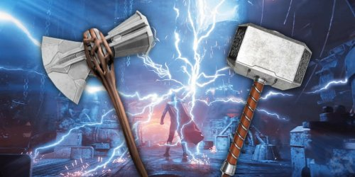 Thor: Why Mjolnir Is More Important Than Stormbreaker (Despite Being Less Powerful)