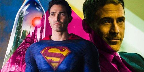 Superman & Lois Theory: Morgan Edge Is Using The Lost City Kandor
