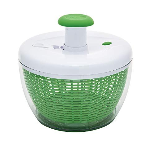 Spinner with Bowl, Colander and Draining System