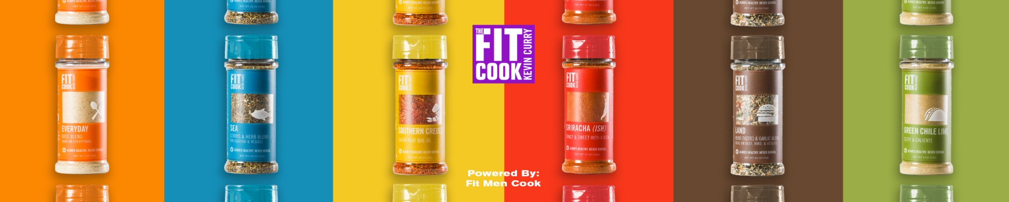 FitMenCook: The Fit Cook Spices