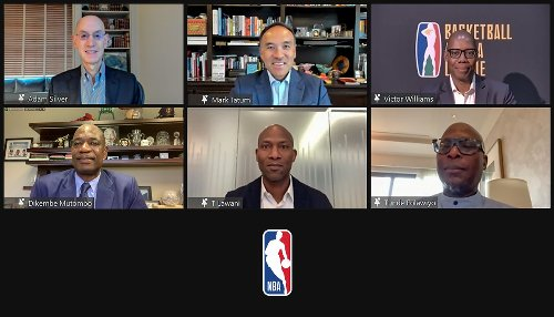 NBA Announces New Deal In The Works, NBA Africa