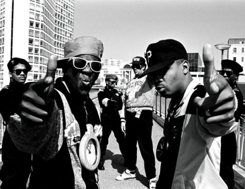 The 'Smithsonian Anthology Of Hip-Hop and Rap' To Release 129-Song Compilation