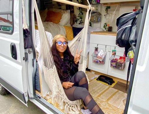 Meet the 28-Year-Old Who Lives in a Van and Earns Over $300,000 a Year as a UX Designer
