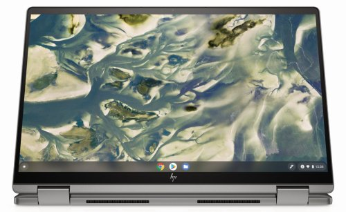 HP Chromebook x360 14c: Convertible fürs Home-Office und Remote-Learning