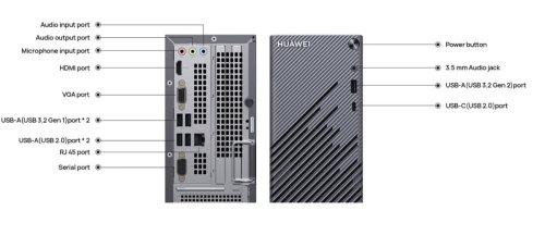 Huawei MateStation S startet in Deutschland