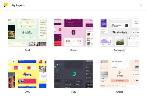 Google Material Gallery: App für Android und iOS wird höchstwahrscheinlich eingestellt