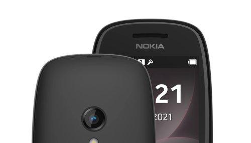 Nokia 6310: Neuauflage des Klassikers für 40 Euro