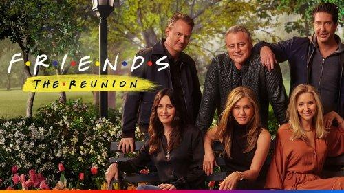 """""""Friends: The Reunion"""" ab 17. August auf Deutsch bei Sky"""
