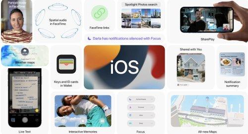 iOS 15.1, iPadOS 15.1, macOS Monterey, watchOS 8.1 und tvOS 15.1: Release Candidates veröffentlicht