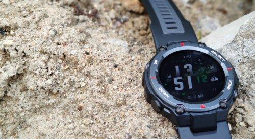 Amazfit T-Rex Pro im Test: Robuste Smartwatch mit sportlichen Ambitionen