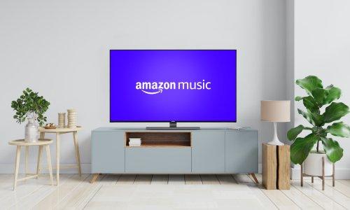 Amazon Music erreicht TVs von Vestel (Grundig, JVC, Toshiba und mehr)