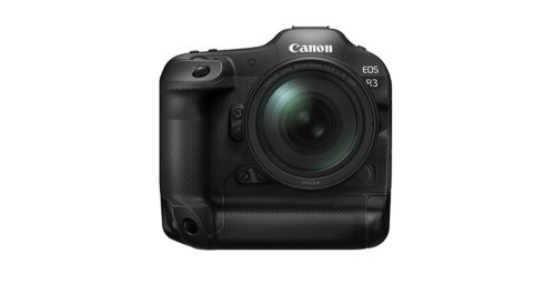 Canon EOS R3 angekündigt: Full-Frame-Systemkamera für hohe Ansprüche