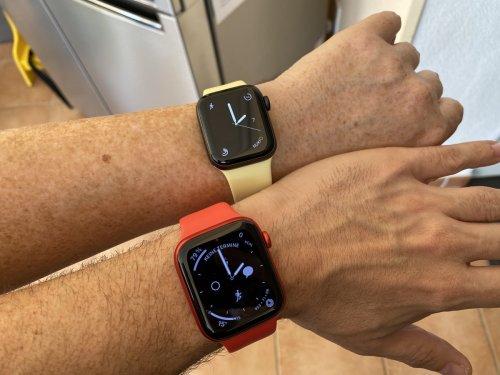 Apple Watch: watchOS 7.6.1 veröffentlicht