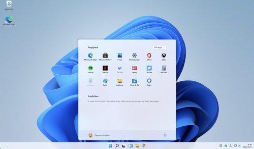 Windows 11 Insider Preview Build 22000.120 veröffentlicht