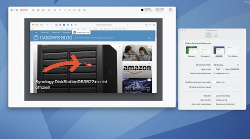 Shottr: Screenshot-Werkzeug für macOS